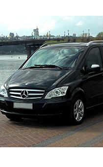 Минивэн такси Массандра - Алушта